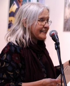 January 7th, 2021 - Guest Poet:  Annie Fisher