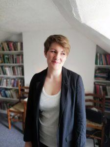 April 1st, 2021 - Guest Poet:  Caroline Bird (Forward Prize winner)