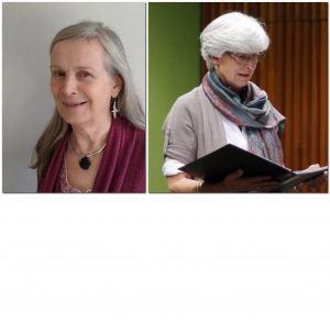 November 5th, 2020 - Guest Poets: Veronica Aaronson and Virginia Griem